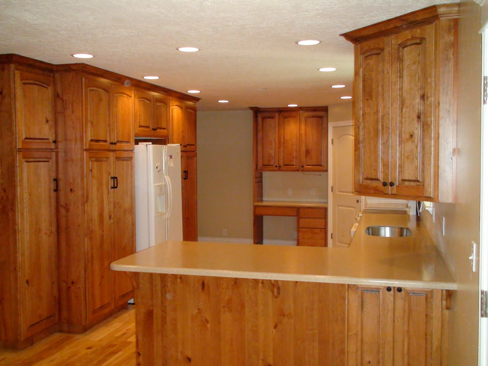 rustic cherry kitchen cabinets rustic cherry cabinets home furniture design 25737