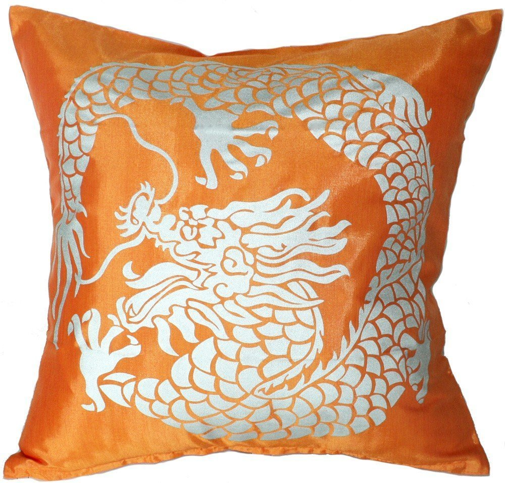 Silk Throw Pillow Covers Home Furniture Design