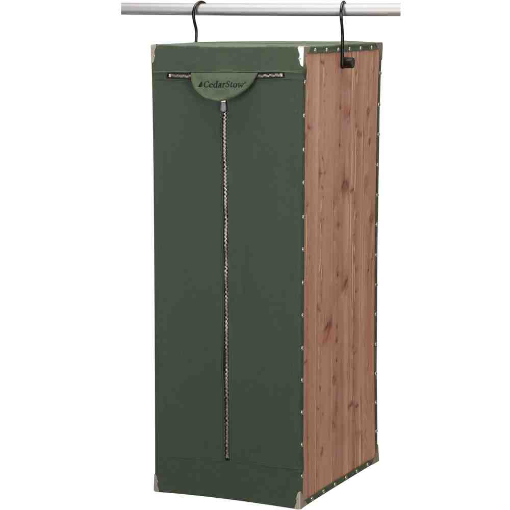 Armoire With Hanging Rod