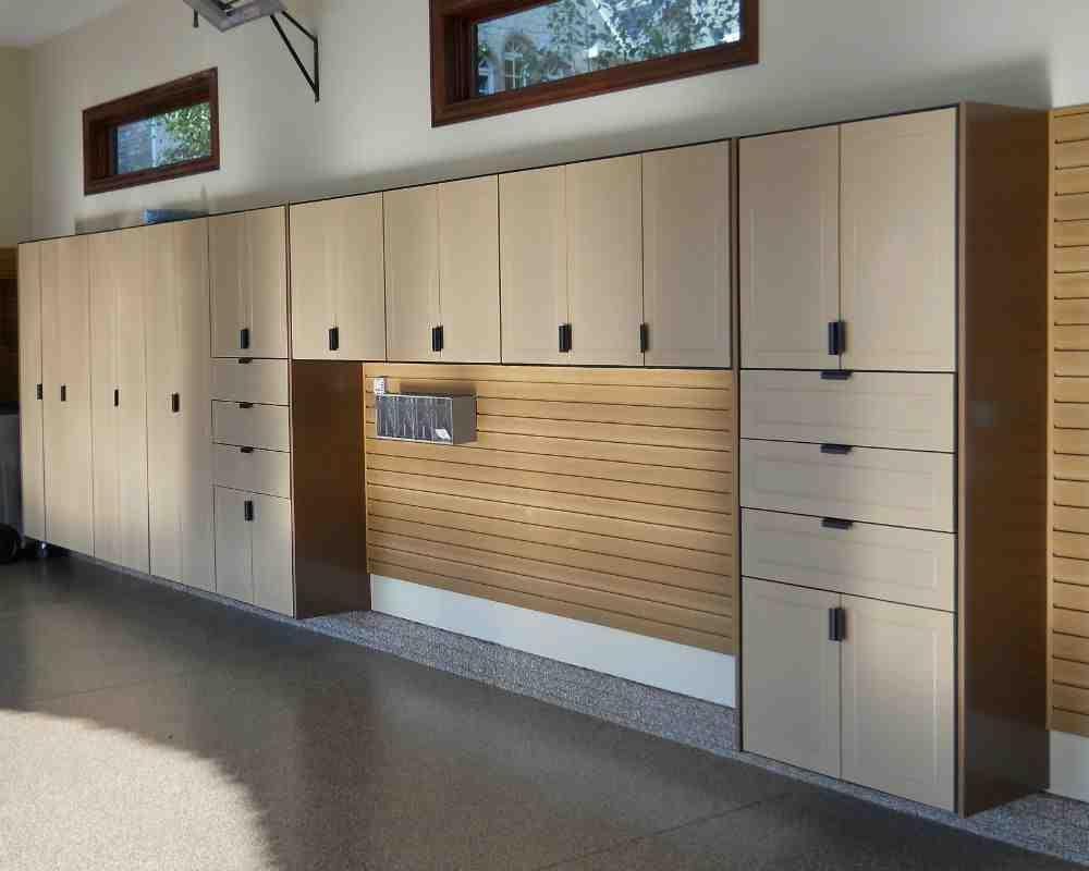 Easy Garage Cabinets - Home Furniture Design