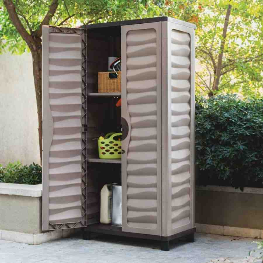 Outdoor Wood Cabinets: Outdoor Plastic Storage Cabinets