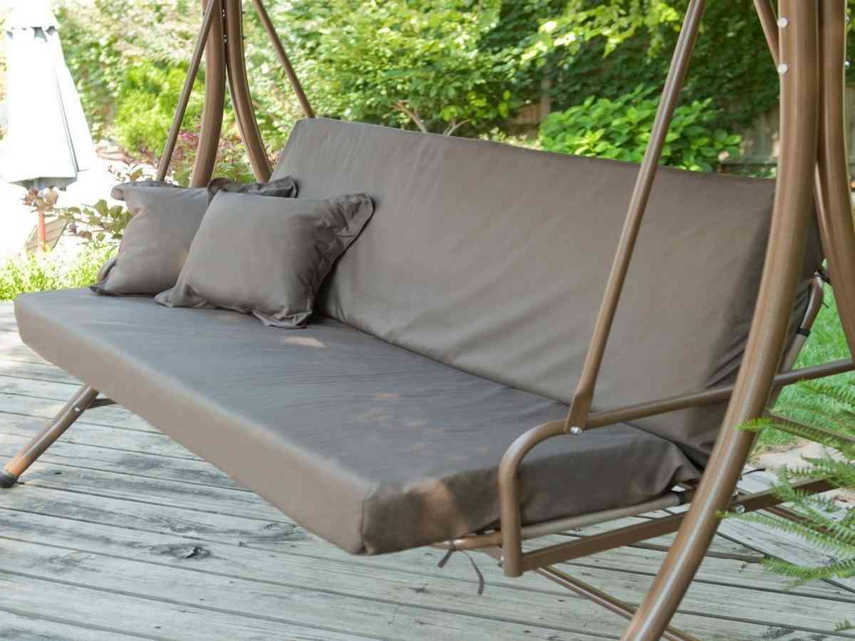 Outdoor Swing Cushion Replacement - Home Furniture Design