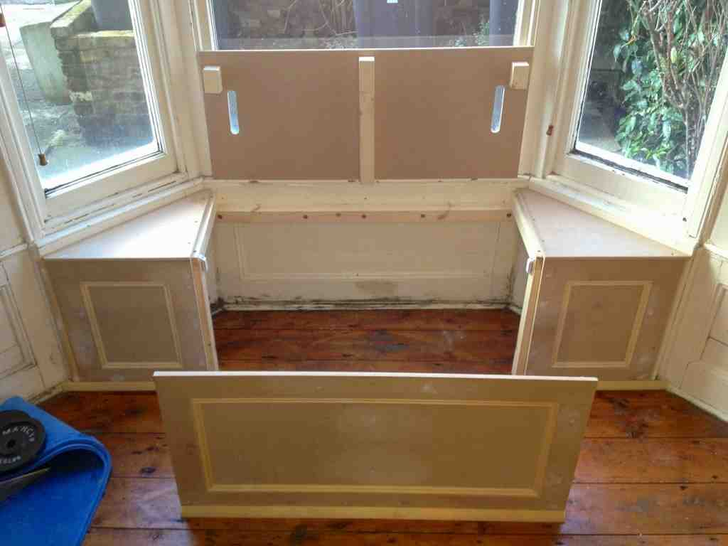 Window Bench Seat With Storage Home Furniture Design