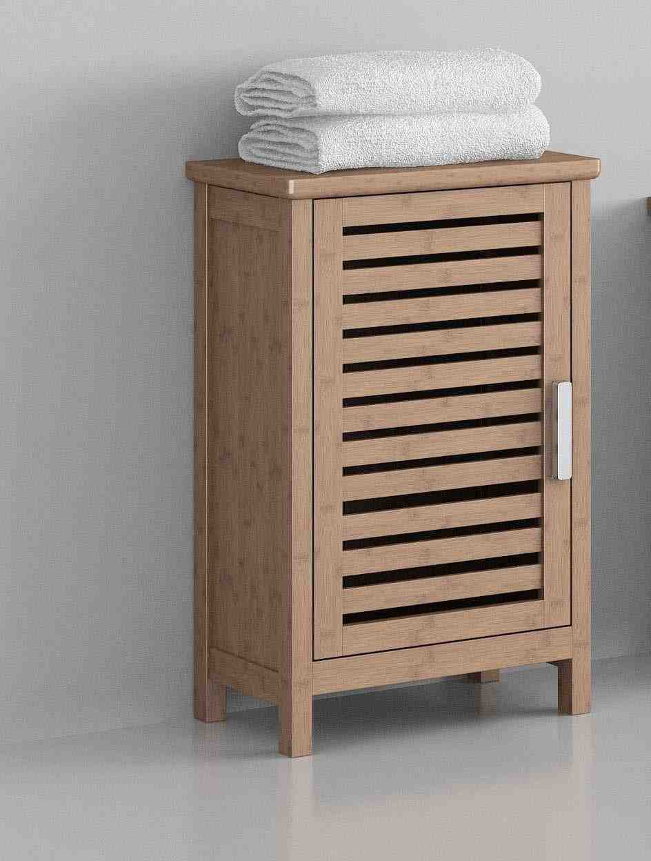 Bathroom Linen Floor Cabinets Home Furniture Design