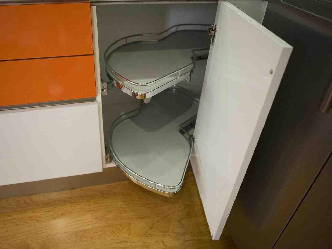 Corner Cabinet Lazy Susan - Home Furniture Design