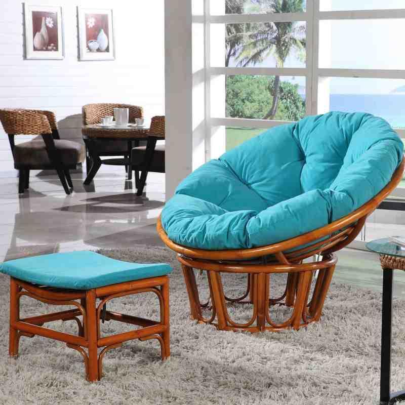 Cushion For Papasan Chair Home Furniture Design