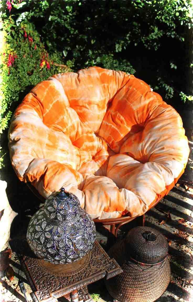 Diy Papasan Cushion Home Furniture Design