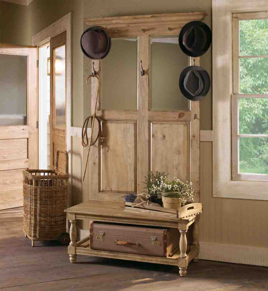 Hall Tree Bench With Shoe Storage Home Furniture Design