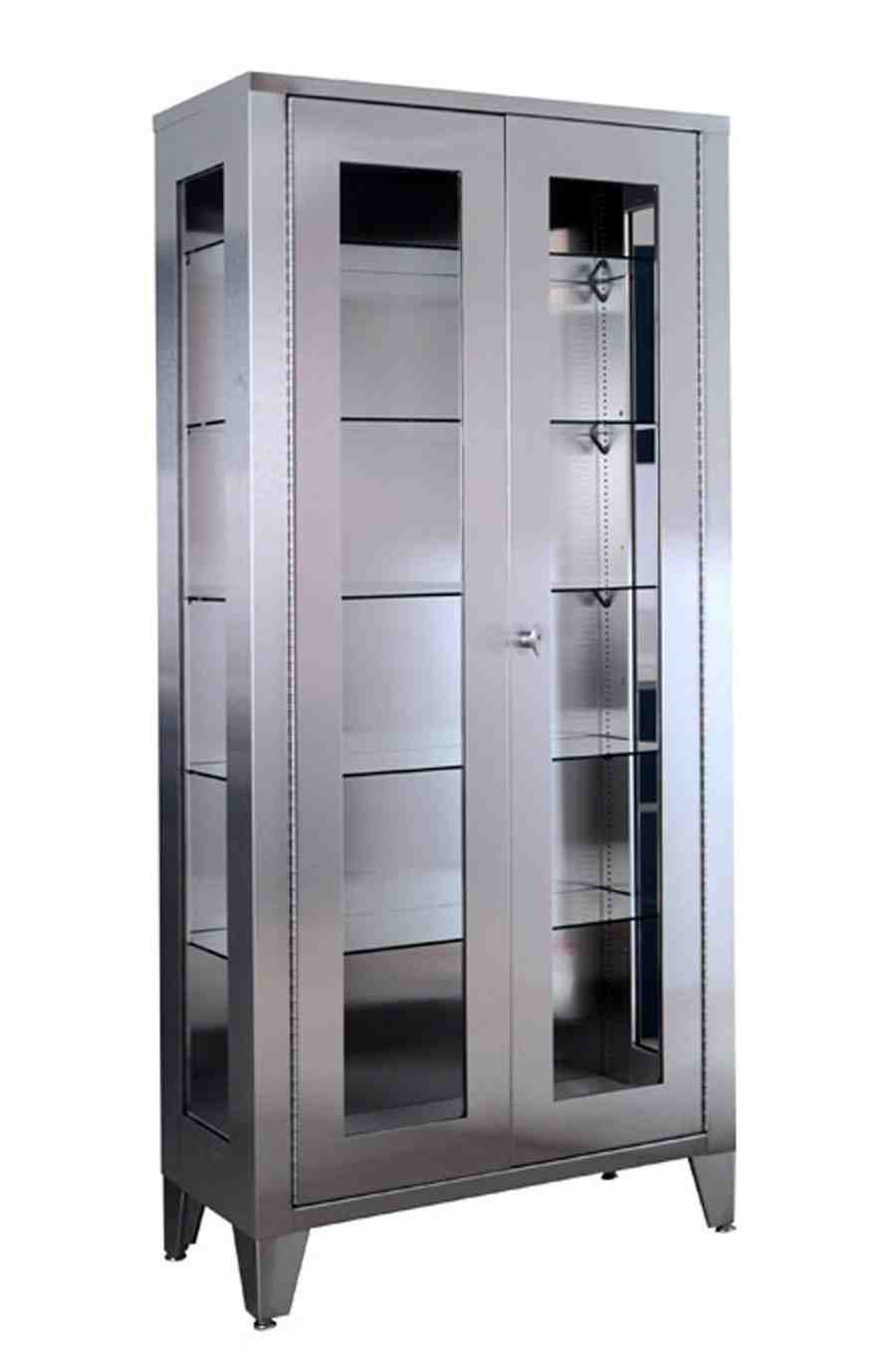 Locking Steel Storage Cabinet Home Furniture Design