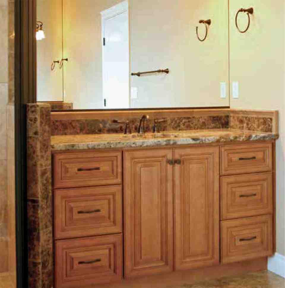 Maple Vanity Cabinets Home Furniture Design
