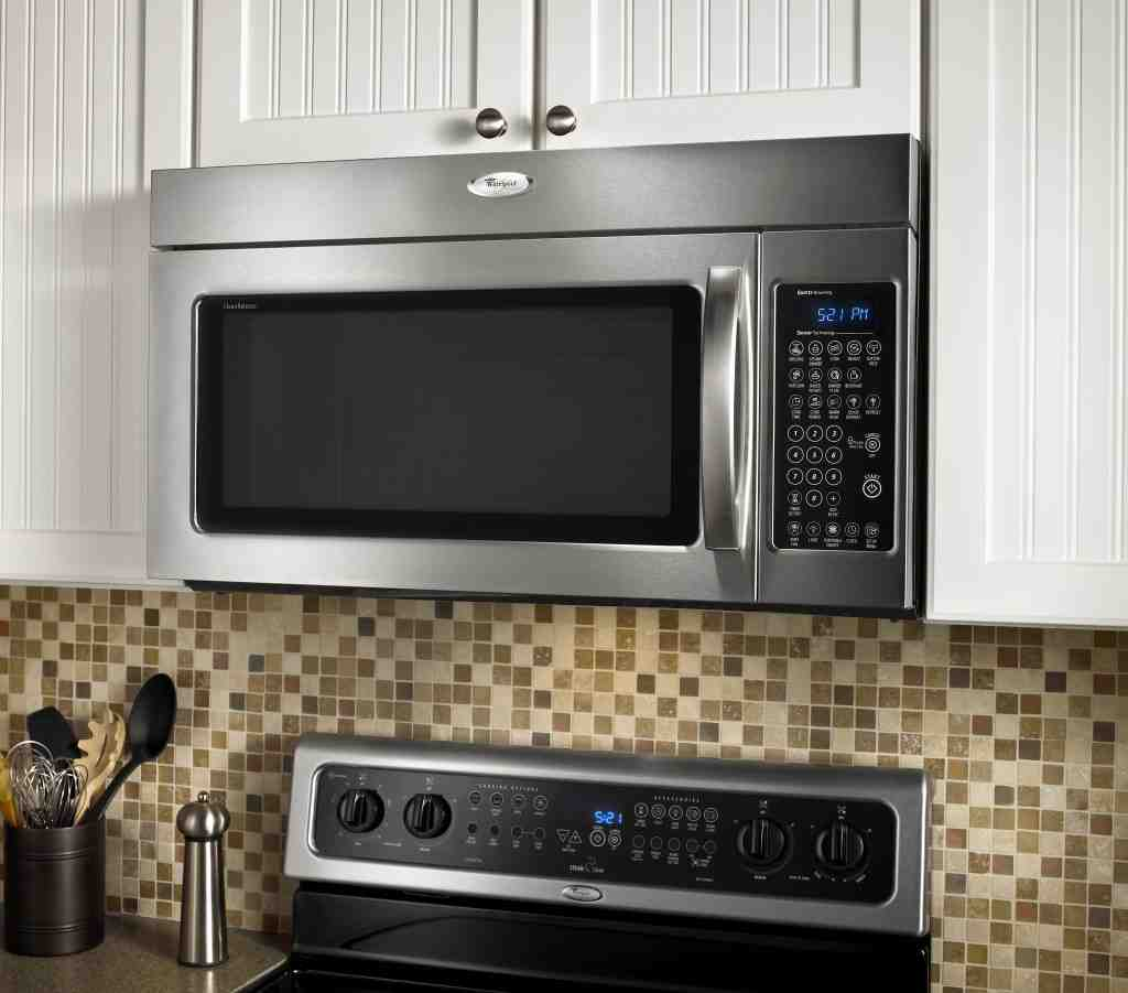 Under Cabinet Microwave With Vent Home Furniture Design