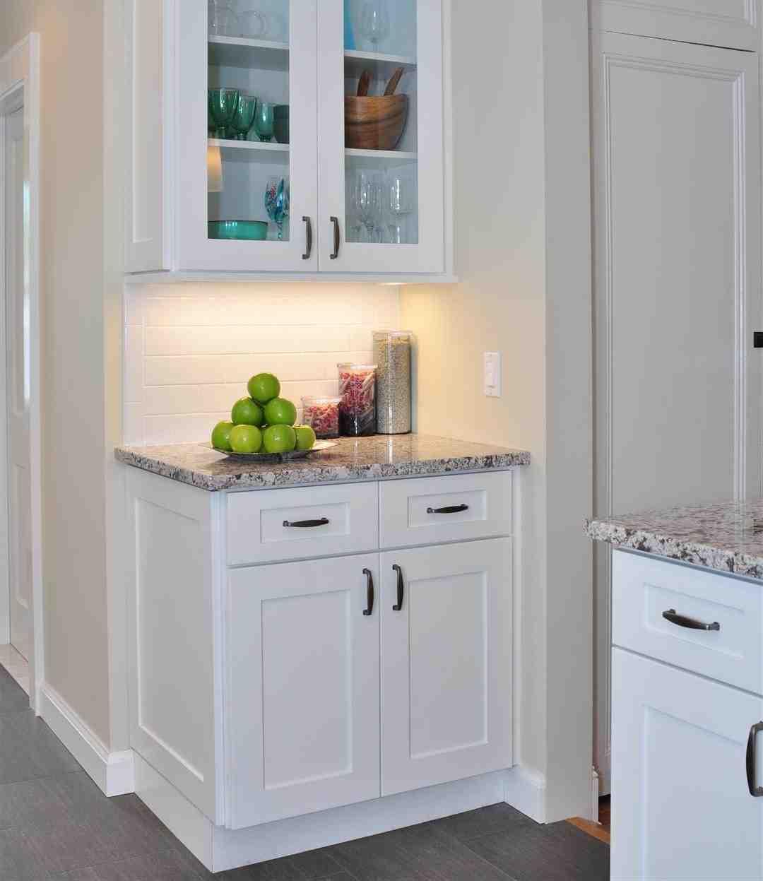 White Rta Cabinets - Home Furniture Design