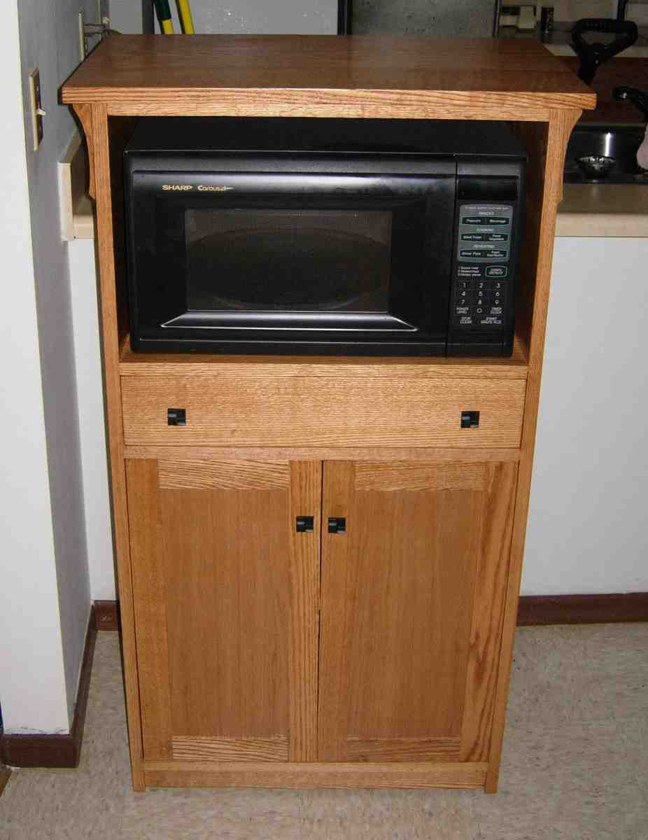 in cabinet microwave microwave cabinet 3 features home furniture design 17809