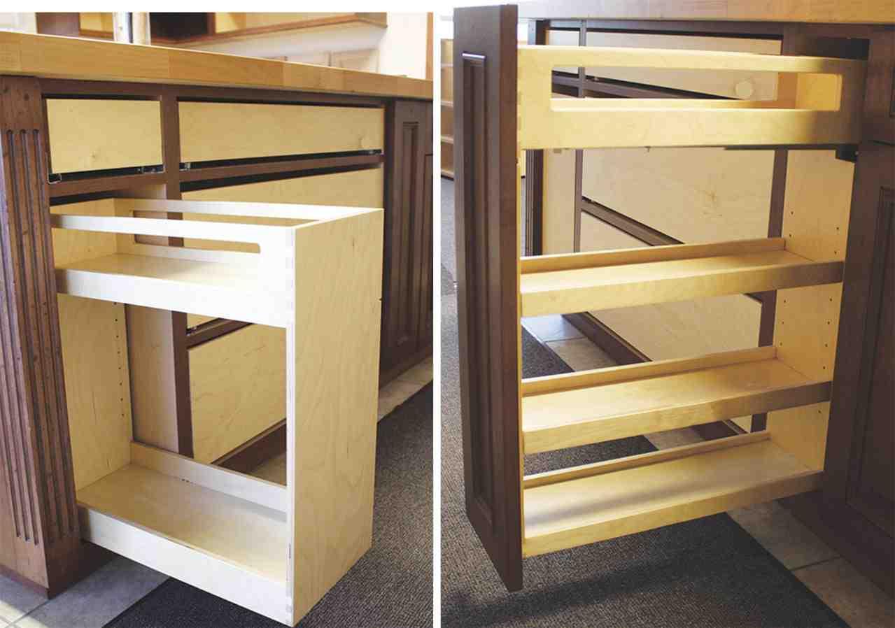 18 Inch Deep Base Cabinets - Home Furniture Design