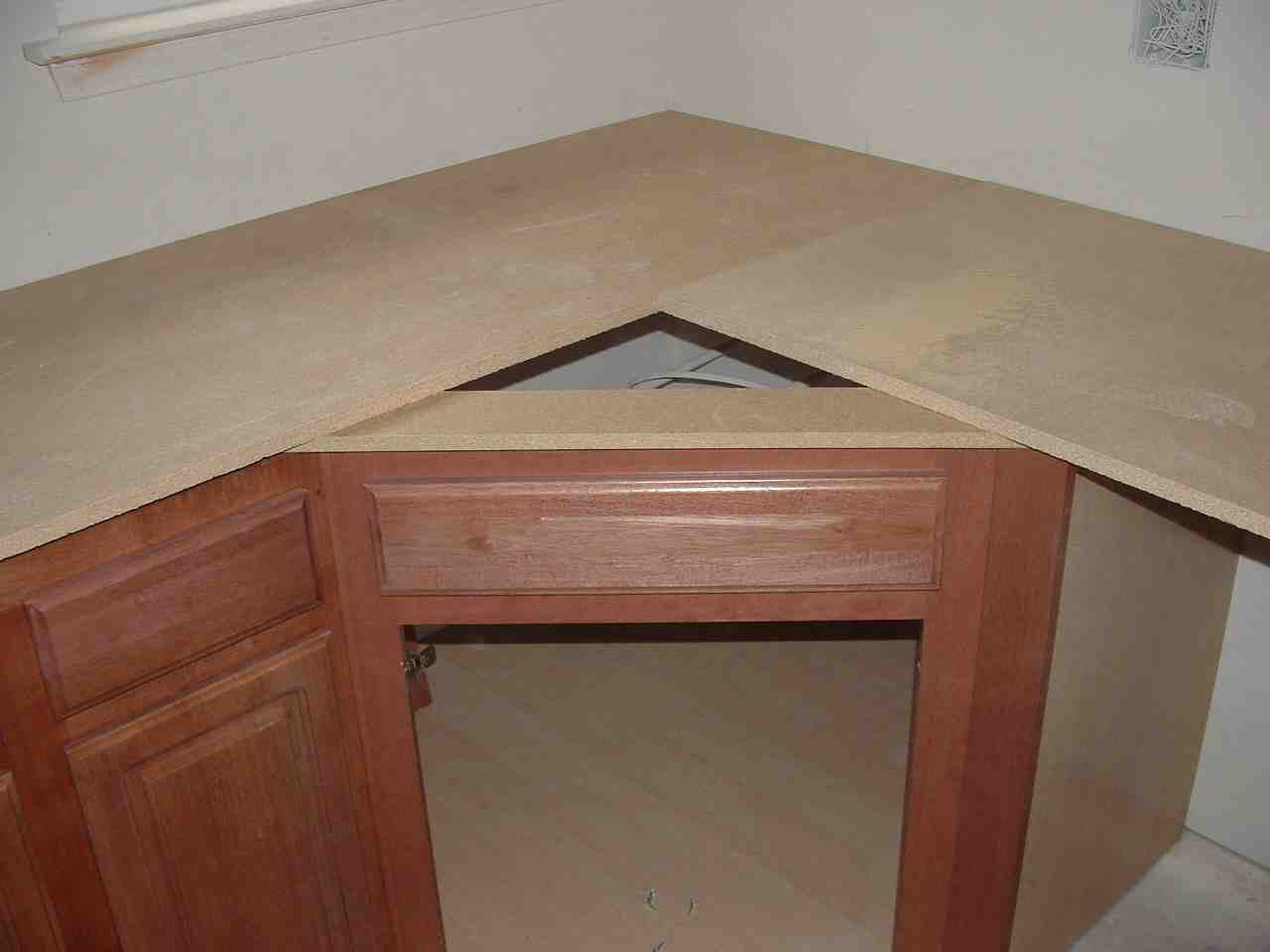 title | Corner Kitchen Sink Base Cabinet