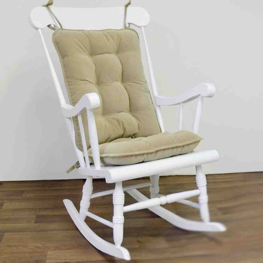 Indoor Rocking Chair Cushion Sets Home Furniture Design
