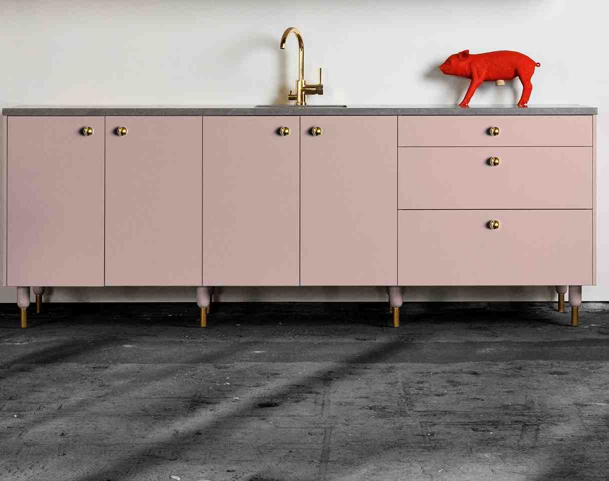 Kitchen Base Cabinets with Legs - Home Furniture Design