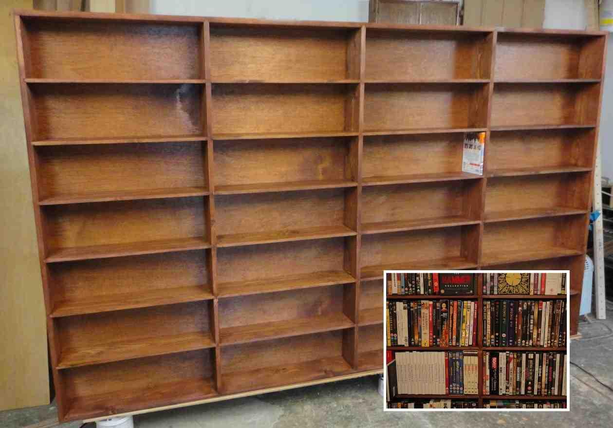 Large DVD Cabinet - Home Furniture Design