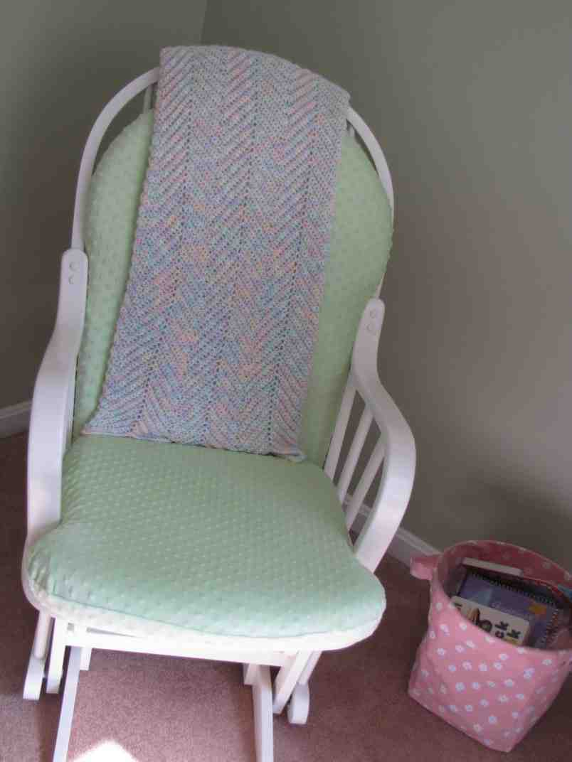 Rocking Chair Cushion Covers Home Furniture Design