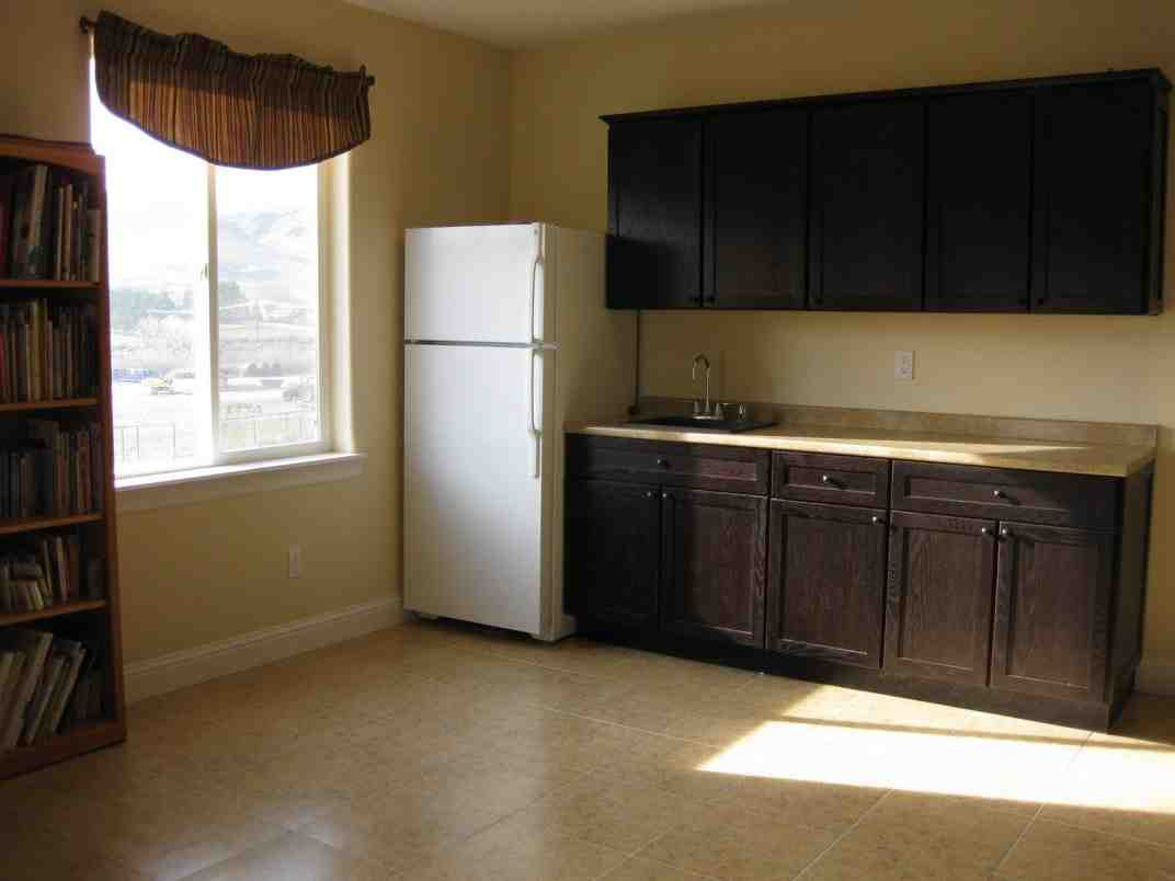 Espresso Color Cabinets Home Furniture Design