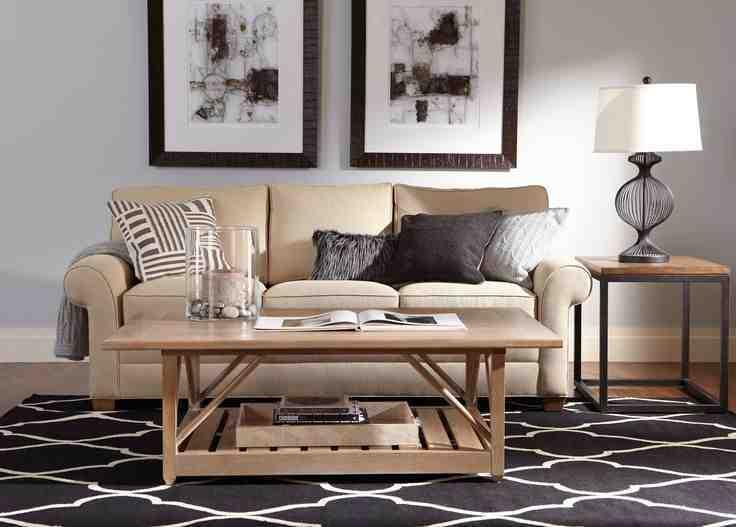 Ethan Allen Bennett Sofa Home Furniture Design
