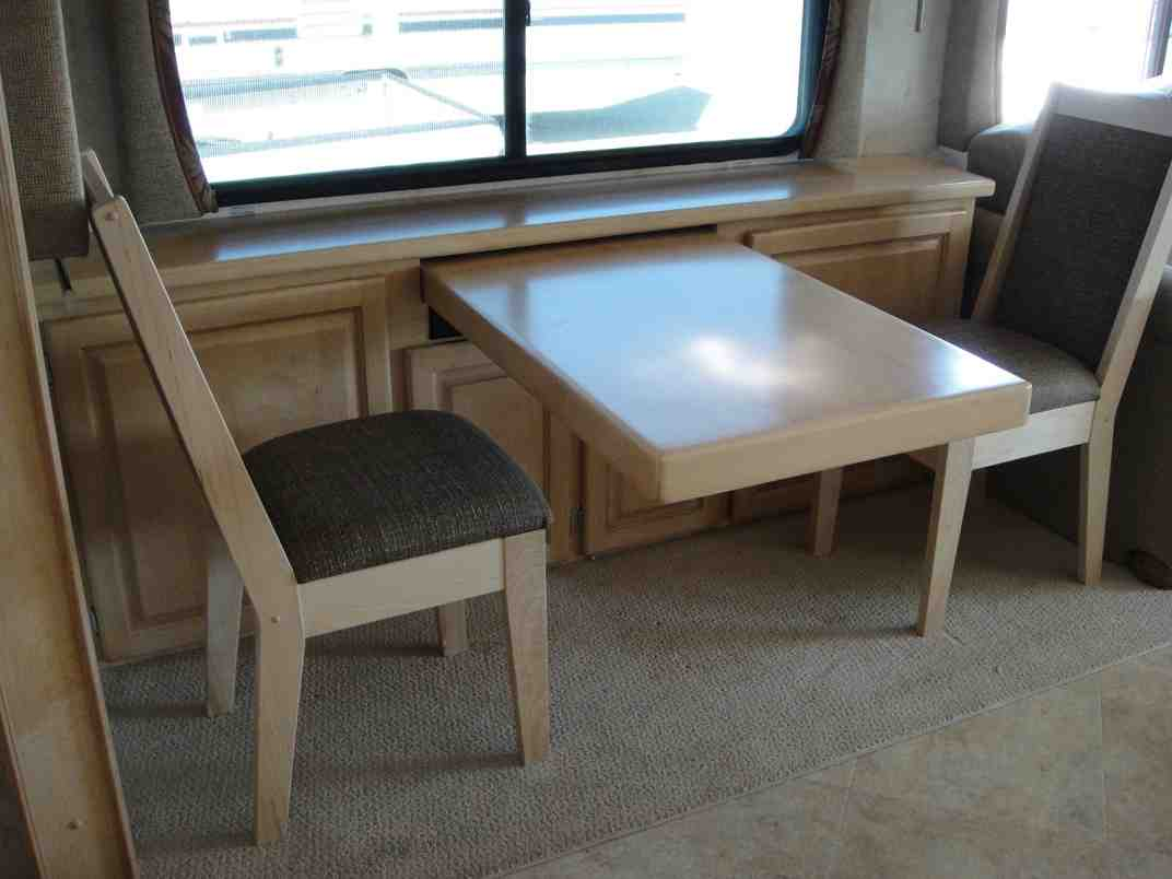 Rv Dining Table And Chairs Home Furniture Design