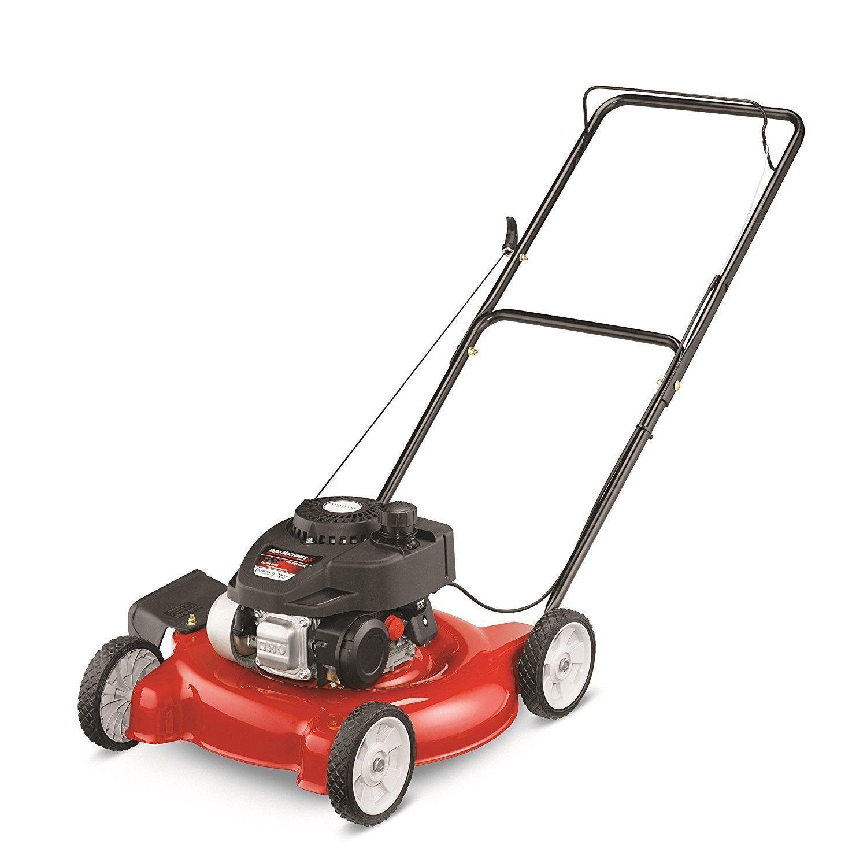 Gas Push Lawn Mower 1 Home Furniture Design