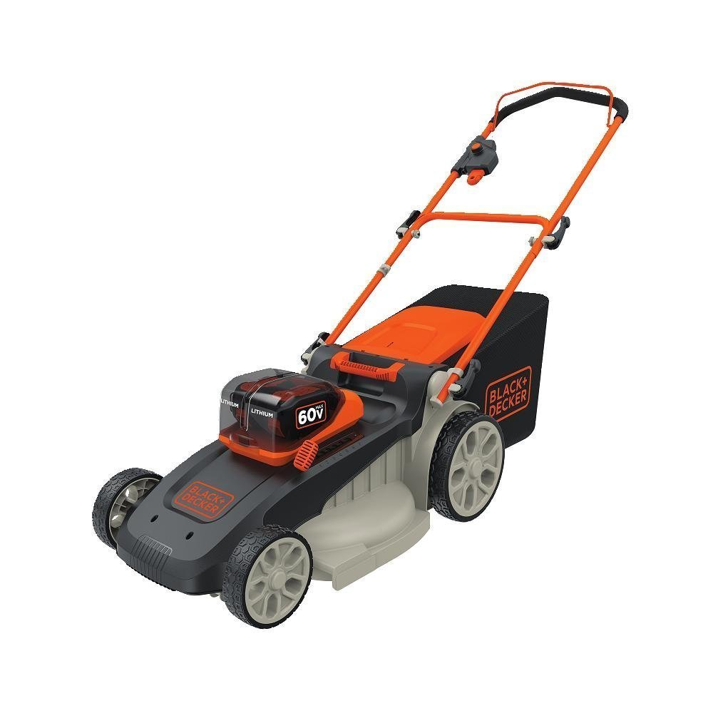 Self Propelled Cordless Lawn Mower 1 Home Furniture Design