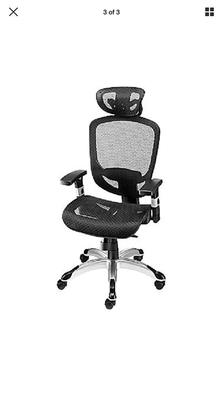 Staples Hyken Technical Mesh Task Chair 1 Home Furniture